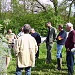 Démonstration cavage - Tourisme truffier - Bourgogne