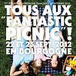 Affiche fantastic picnic saint seine l'abbaye