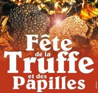 Fete de la truffe et des papilles 2012