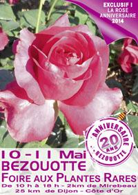 Foire aux plantes rares - Bezouotte 2014