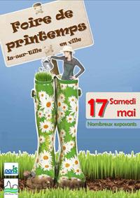 Foire de printemps - Is-sur-tille 2014