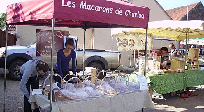 Foire époisse 2011 - Les macarons de charlou