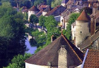 village de noyers-sur-serein