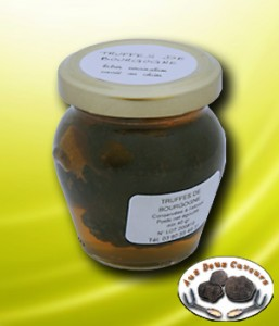 Bocal de truffes de bourgogne - 40gr