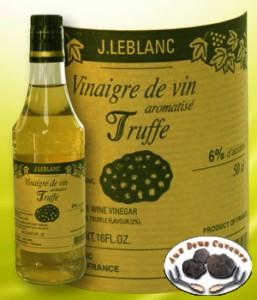 Vinaigre de vin gout truffe 50cl