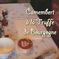 Camembert aux Truffes de Bourgogne