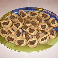 Truffes fraiches de bourgogne sur toasts